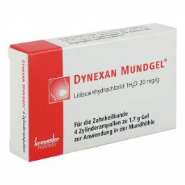 Review  Dynexan Mundgel Zylinderamp.